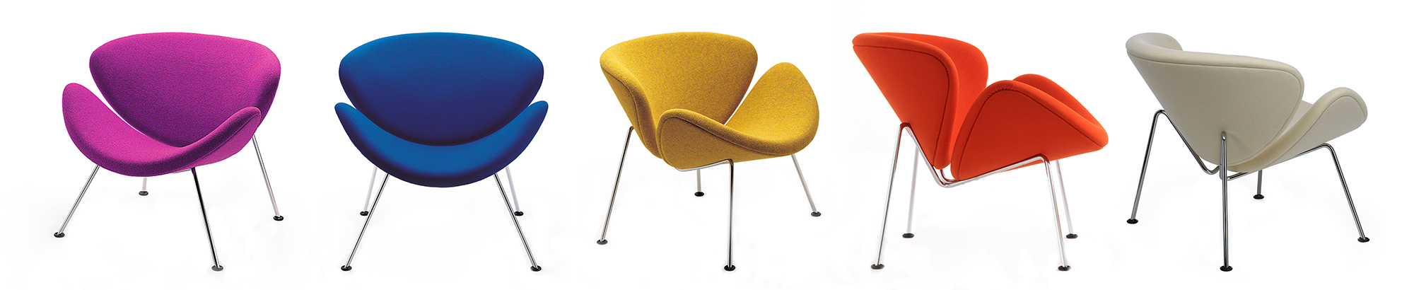Artifort Orange Slice Chair van Pierre Pauilin